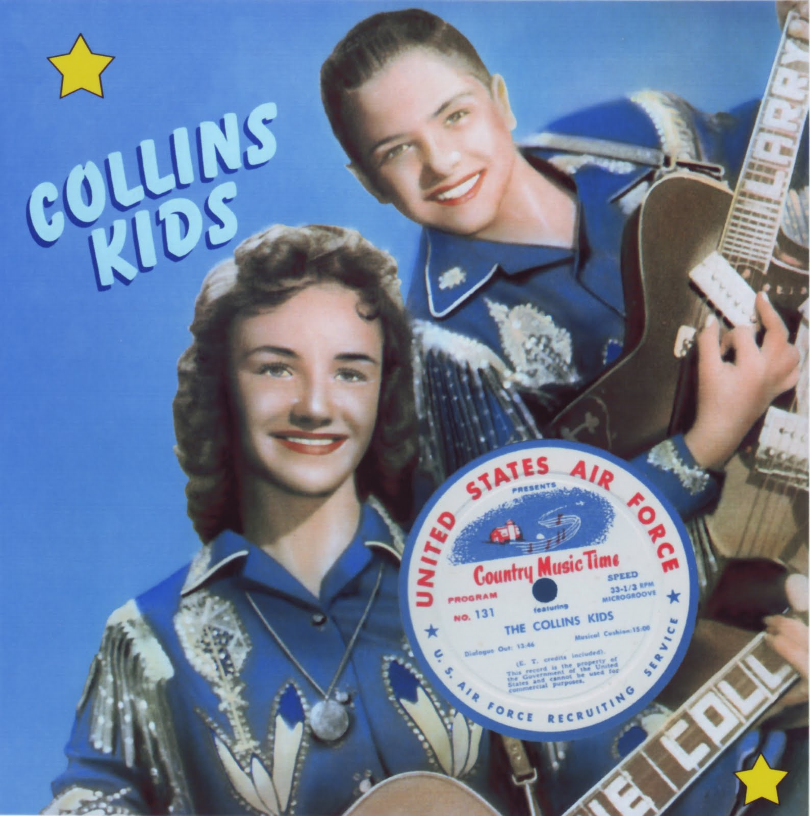 Blog de elpresse : ELVIS ET LE ROCKABILLY, cover collins kids