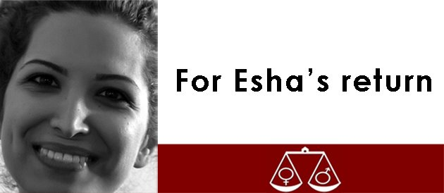 For Esha