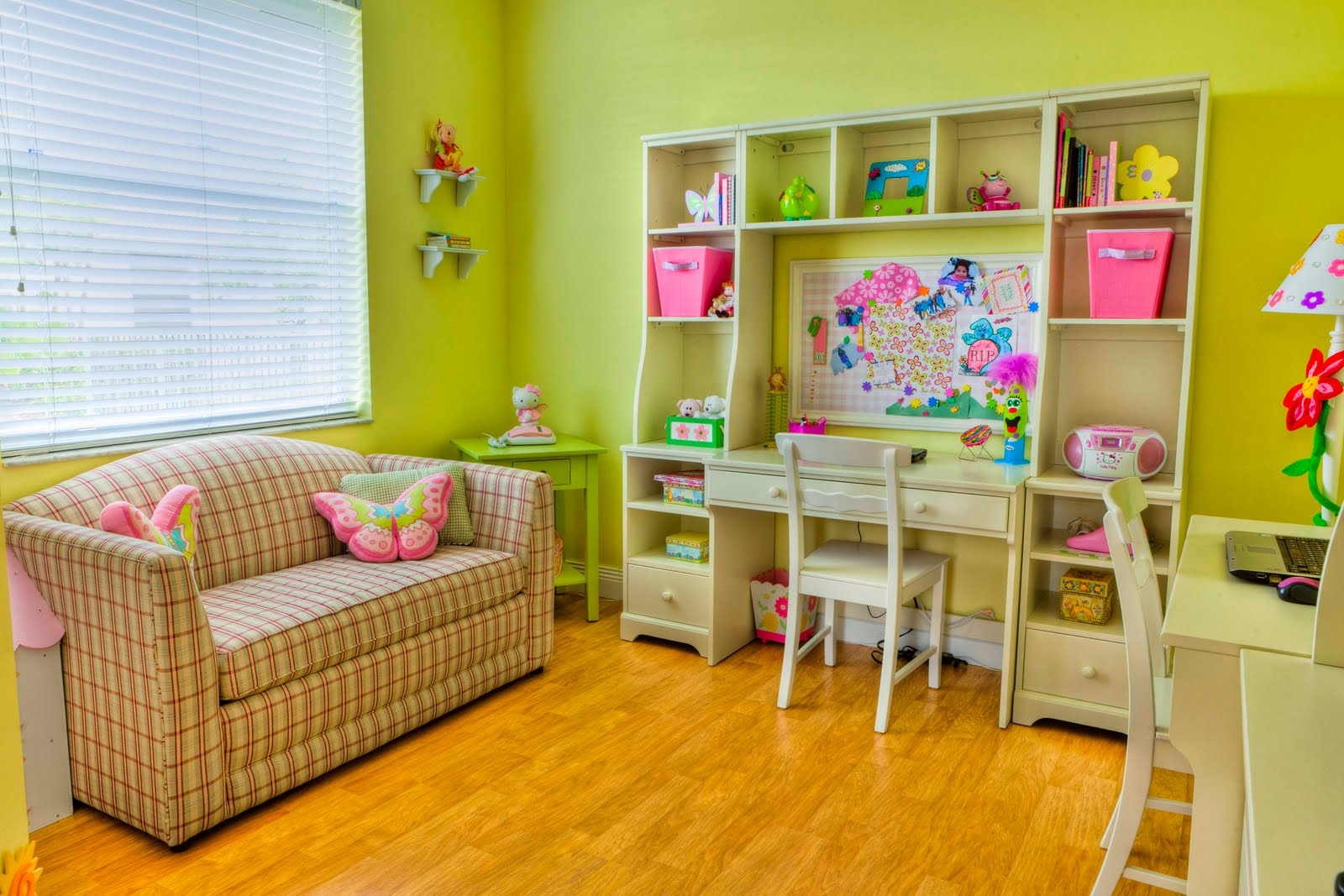 Intramuros design children 39 s room design Best color for kids room
