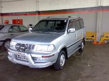 Kijang LGX 2,0/2002 km 13000