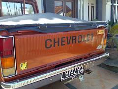 Chevrolet PU 4x4 Bensin 81