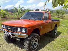 Chevrolet LUV 81short  Bensin 4x4