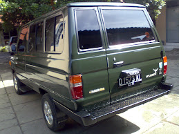 KIJANG SUPER ASTRA 89 -3PT(6speed)