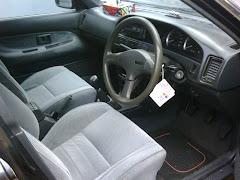 Toyota Twin Cam 1.6 ltd hitam