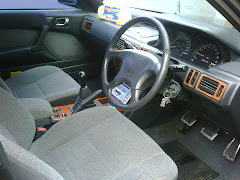 Mitsubishi Eterna DOHC 93