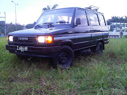 Toyota kijang KF40 Short-91(alto style)