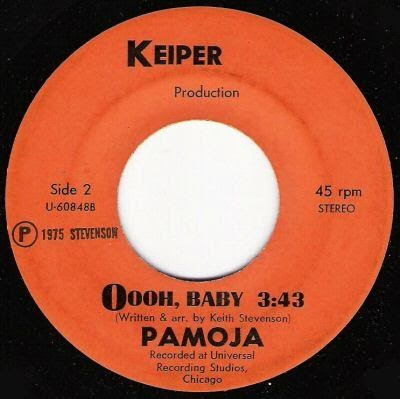 Pamoja - Only The Lonely Know / Oooh, Baby