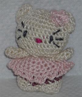 CrochetByKarin: Back Post Double Crochet