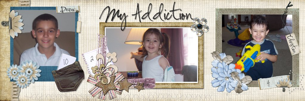 MyAngel's Scrap Addiction