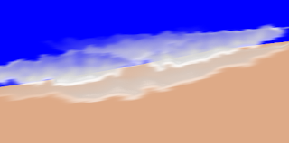 torn lines as waves in inkscape