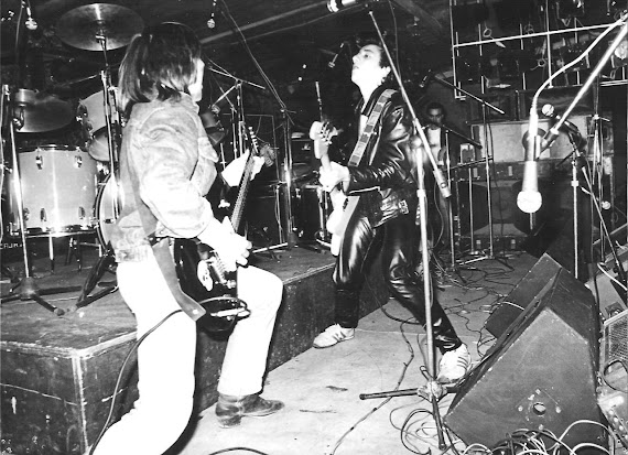 Épsilon en Lugo, San Froilán 1982 (5 de octubre), teloneros de Leño: