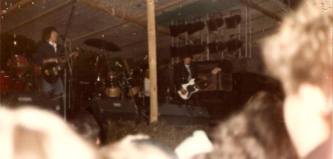 Épsilon, San Froilán 1982 (Lugo, 5 de octubre), teloneros de Leño: