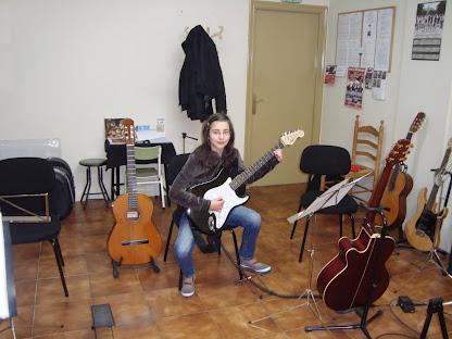 Sara Mena Fiaño (Matrícula de: 02/02/09).