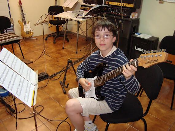 Santiago Rozas Trastoy (Matrícula de: 01/09/08)