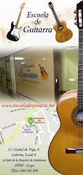 Escuela de Guitarra de Lugo