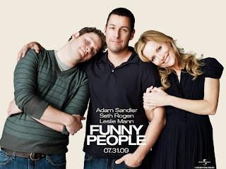 Filme Funny People Gente Engraçada