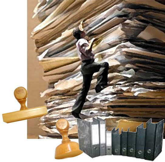 Burocracia en Bolivia