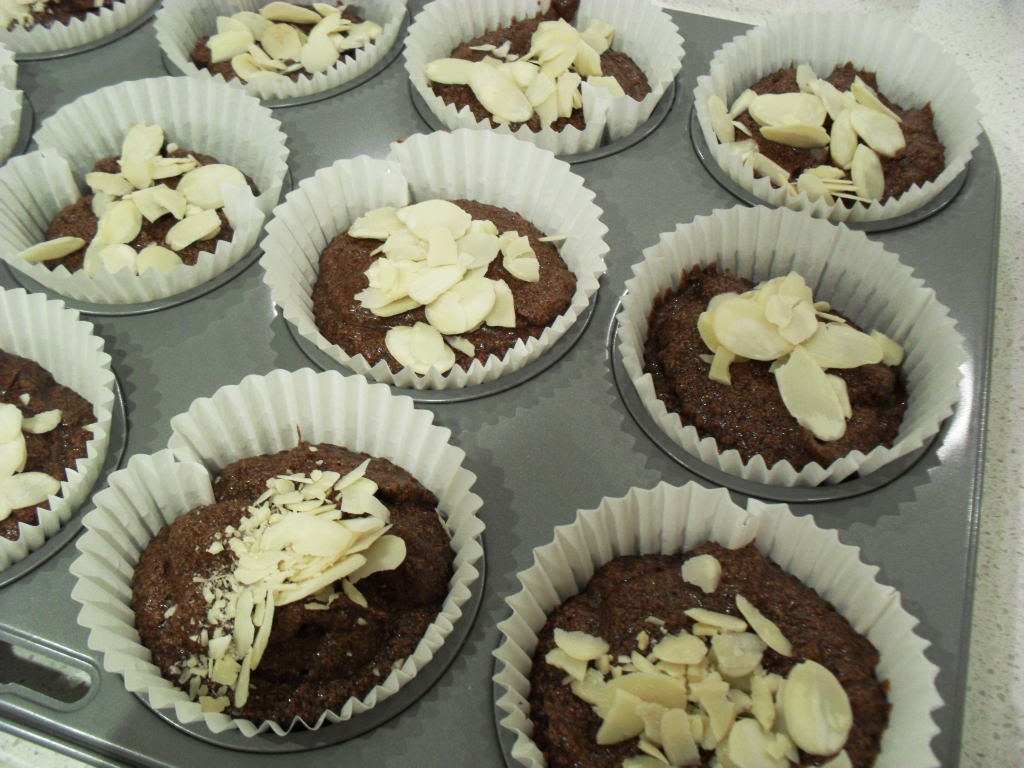 ... Journey: Desserts Collection: Flourless Chocolate Hazelnut Cupcakes