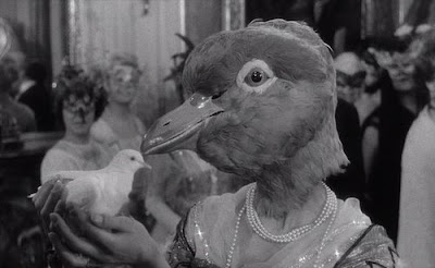 Judex - Georges Franju - Edith Scob - Bal masqué
