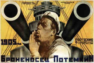 Le cuirassé Potemkine - Poster
