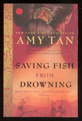 Hand knit is fun reading saving fish from drowning for Saving fish from drowning