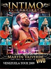 MARTIN VALVERDE EN CONCIERTO