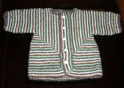 Surprise Crochet Sweaters for Baby | LeisureArts.com