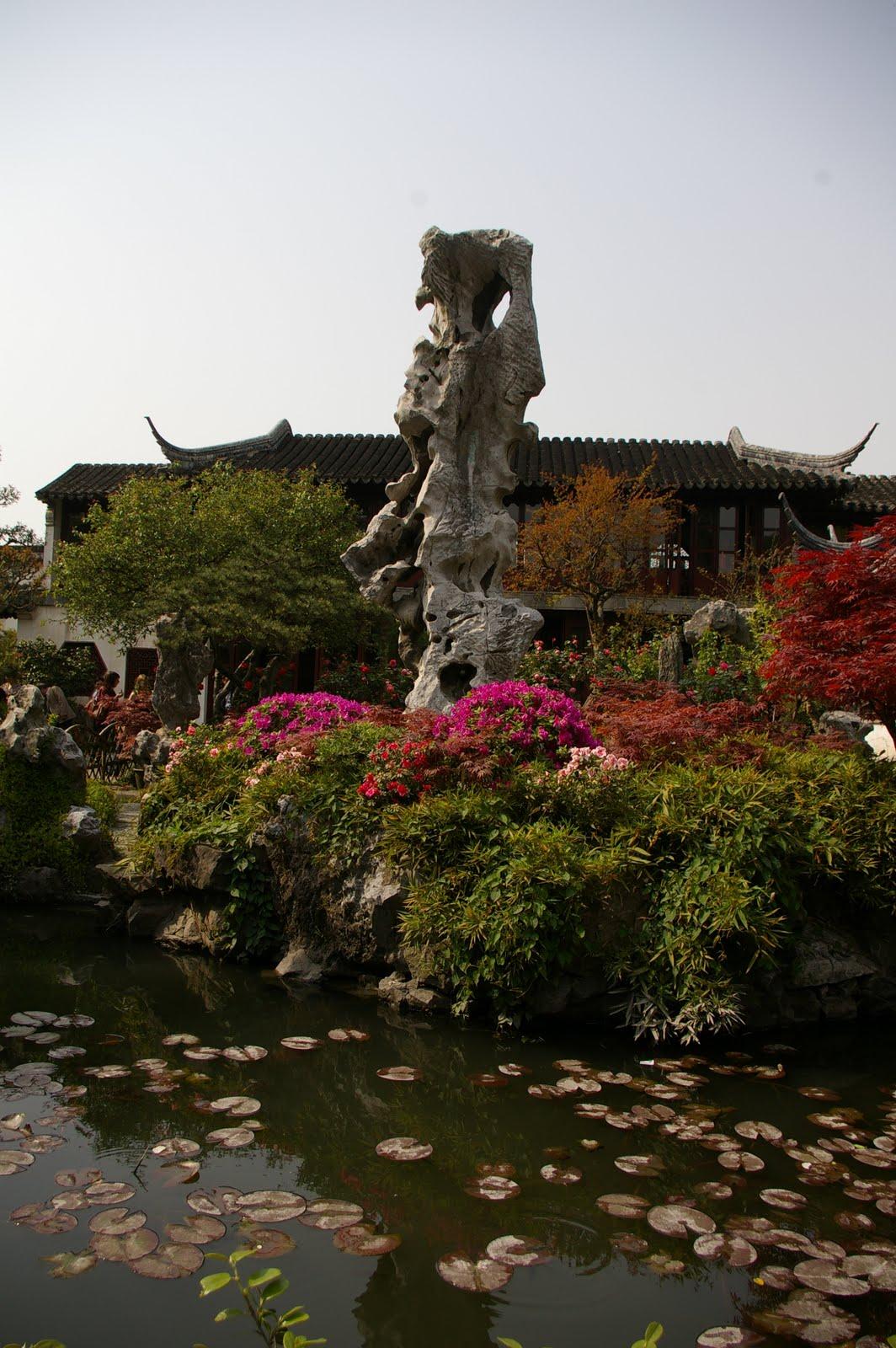 Yukimachi: 初夏重游中国(7) 留园留園Liu Garden