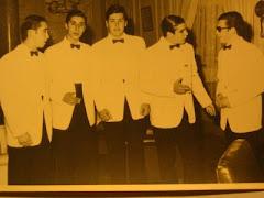Baile en el Palace Hotel