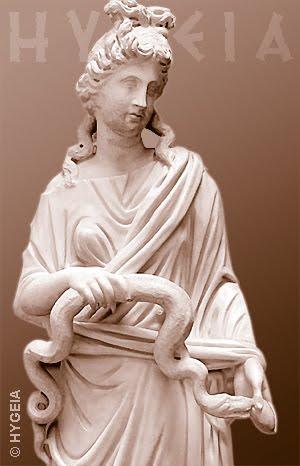Hygeia – Epidauros