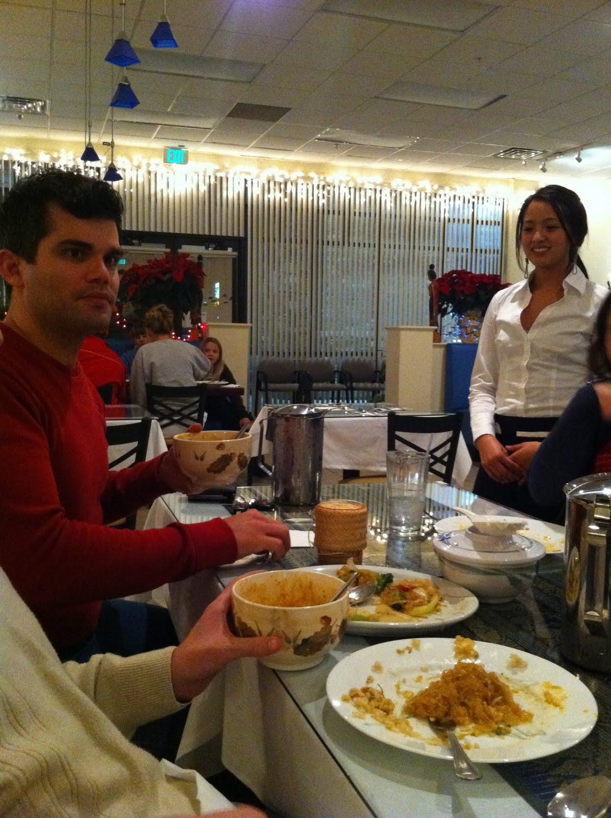 Obscure dinner night jasmine thai lao cuisine for Ano thai lao cuisine