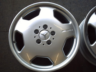 Mercedes Alloy Wheels - Read Before You Buy