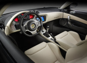 The New Lotus Evora