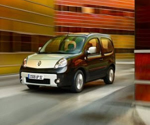 The New Renault Kangoo Be Bop