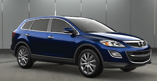 2010 Mazda CX-9 - Review