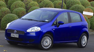 Fiat Punto Car Review