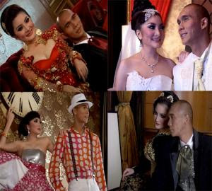 Pre-Wedding Kiki Amalia - Haris Maulana