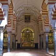 Parte de la mezquita