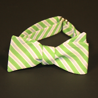 greenstripelg 2 Signs of Spring: Preppy Handbook & Lumina Bow Ties