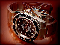 Rolex16610+Submariner Environmental Horology