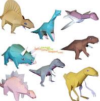 Парк юрского периода динозавры