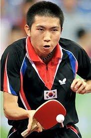 настольный теннис уроки с Ryu Seung Min