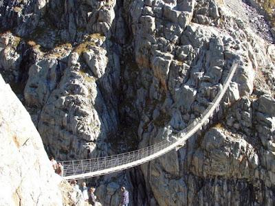 Trift Bridge pontes assustadoras