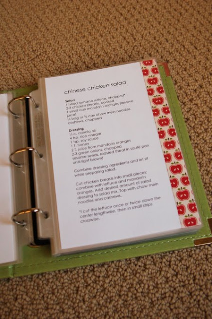 all things simple  family favorites recipe book