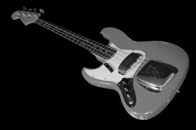 Fender Jazz Bass 1963