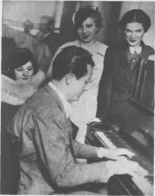 Charlo en mayo de 1936.