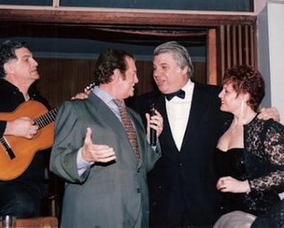 Jorge Valdez con S.Cane y JC Dileo