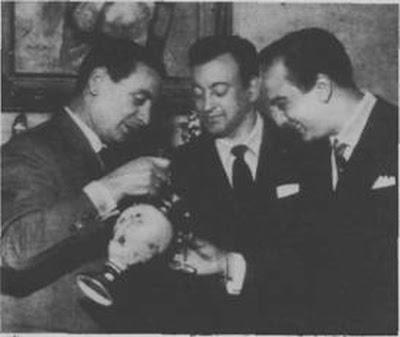 Alfredo De Angelis, Juan Carlos Godoy y Roberto Florio