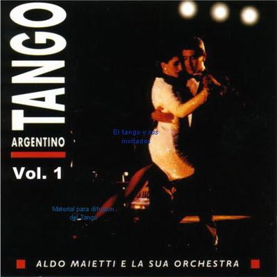 Orquesta Aldo Maietti - Tango argertino