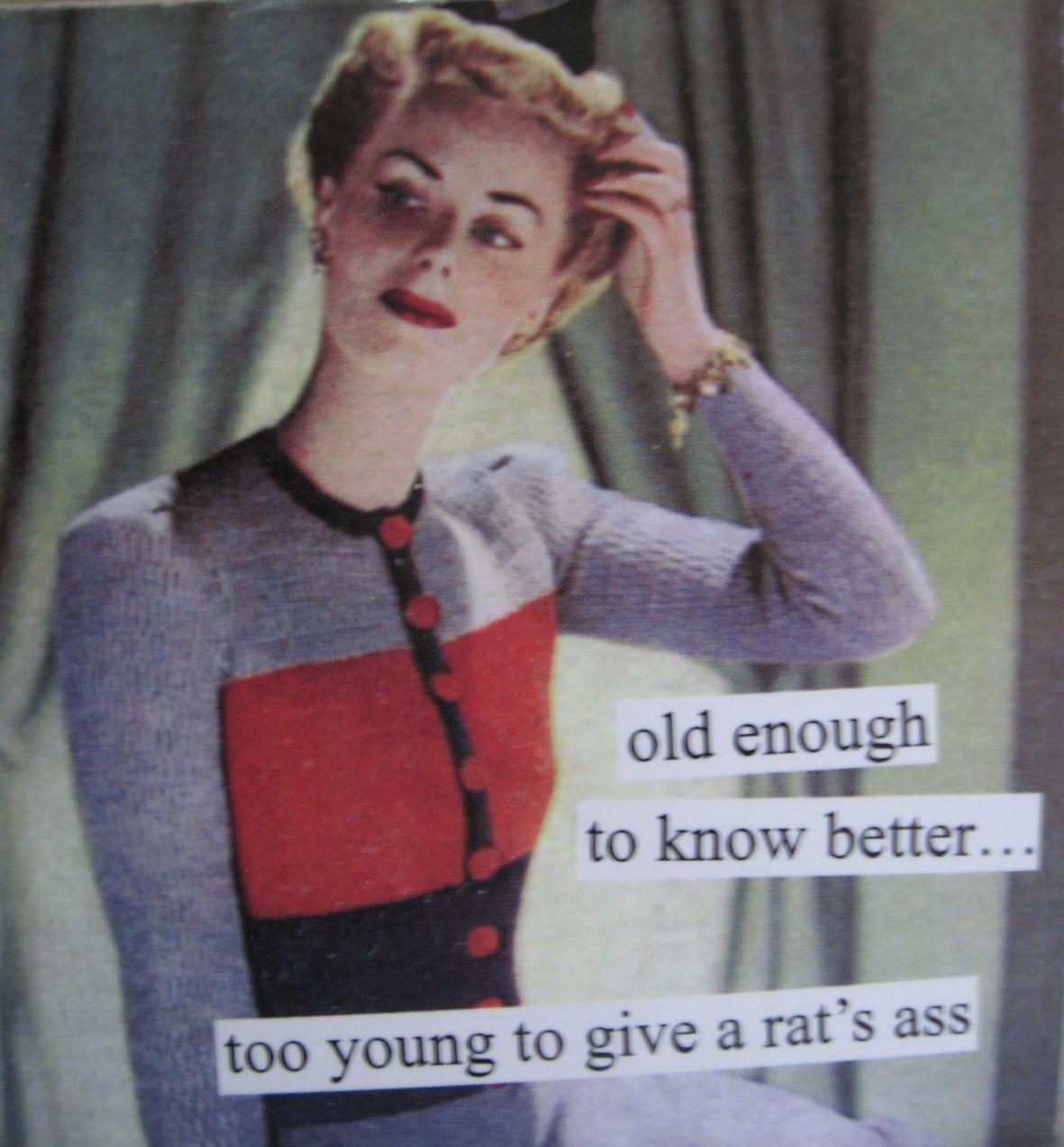 "A Sip Of Sarsaparilla: Vintage Birthday Fun: ""She Could"